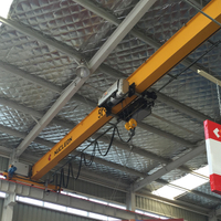 10t Electric Single Girder Overhead Crane