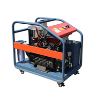 G12-38 Gasoline Driven High Pressure Cleaner